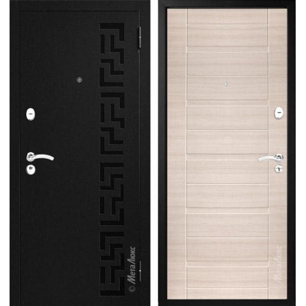 Дверь входная металлическая МетаЛюкс М201