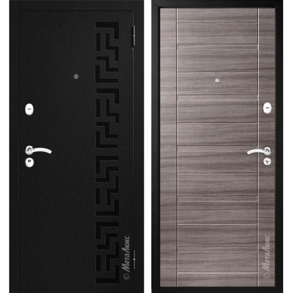 Дверь входная металлическая МетаЛюкс М202