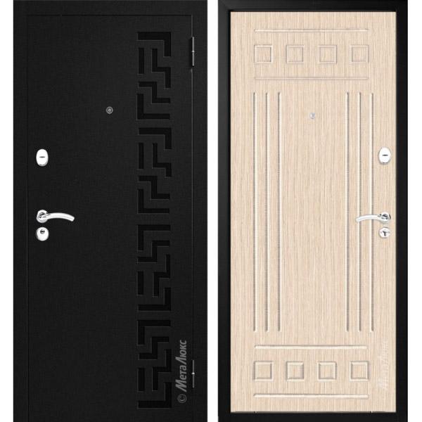 Дверь входная металлическая МетаЛюкс М203