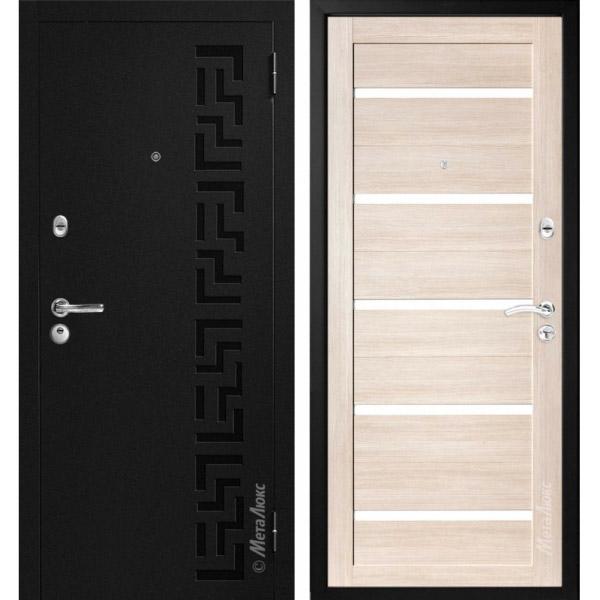 Дверь входная металлическая МетаЛюкс М24