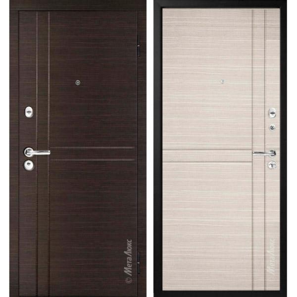 Дверь входная металлическая МетаЛюкс М32