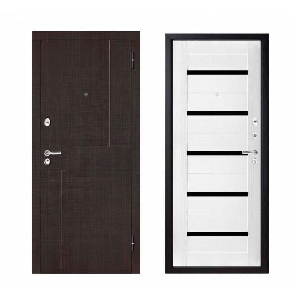 Дверь входная металлическая МетаЛюкс М326