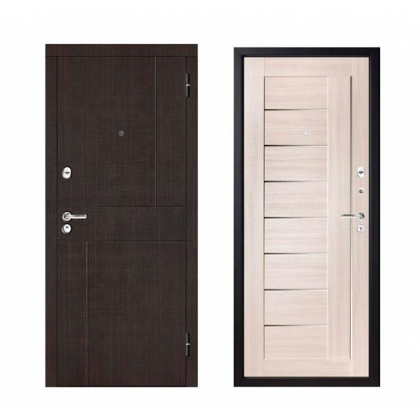 Дверь входная металлическая МетаЛюкс М329