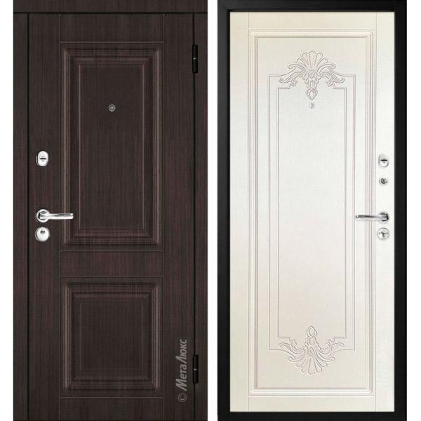 Дверь входная металлическая МетаЛюкс М34