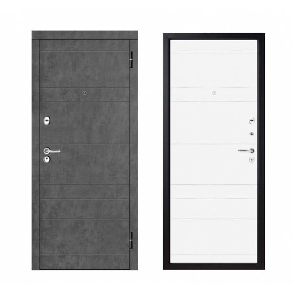Дверь входная металлическая МетаЛюкс М350