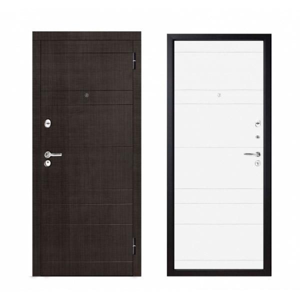 Дверь входная металлическая МетаЛюкс М350/2