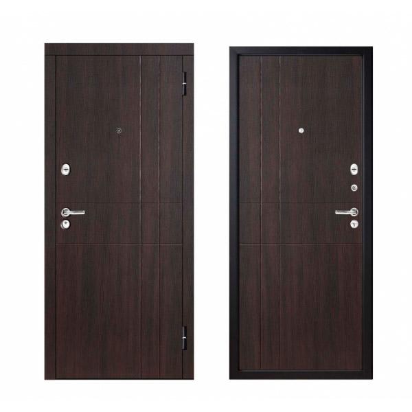 Дверь входная металлическая МетаЛюкс М351