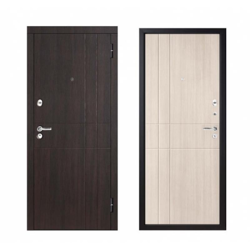 Дверь входная металлическая МетаЛюкс М351/1