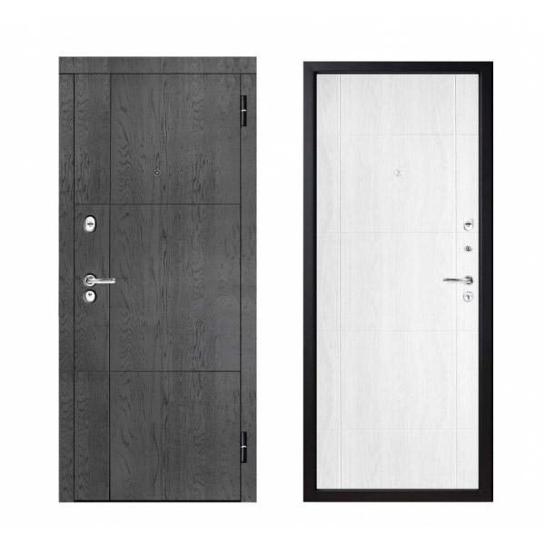 Дверь входная металлическая МетаЛюкс М352/1
