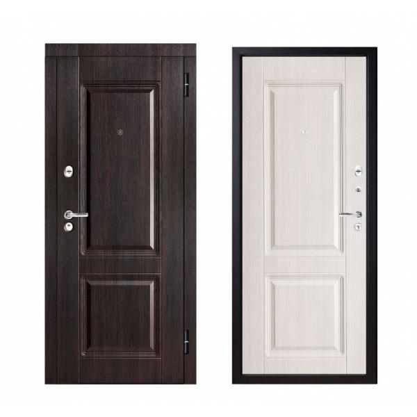 Дверь входная металлическая МетаЛюкс М353/2