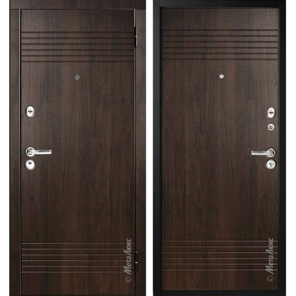Дверь входная металлическая МетаЛюкс М37