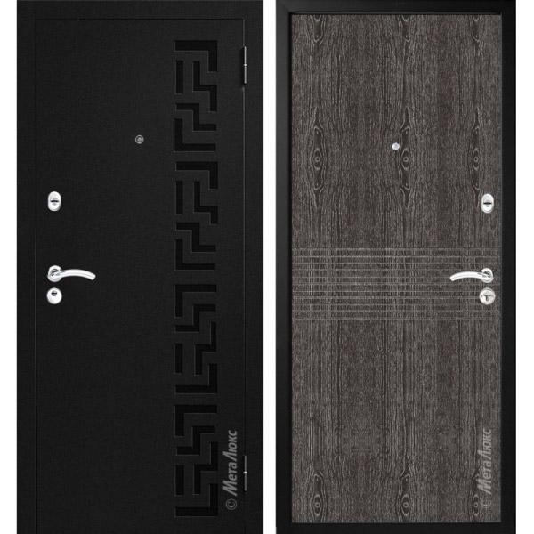 Дверь входная металлическая МетаЛюкс М46/1
