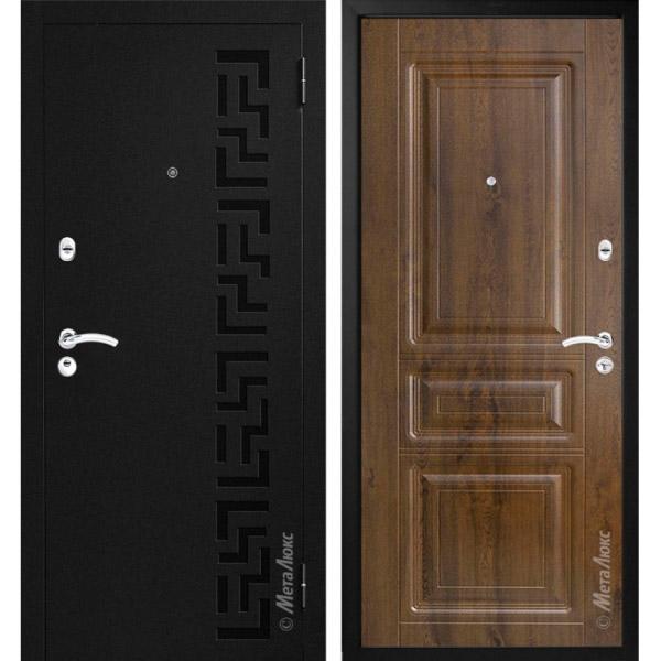 Дверь входная металлическая МетаЛюкс М49