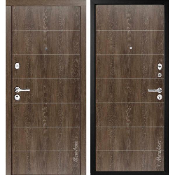 Дверь входная металлическая МетаЛюкс М54
