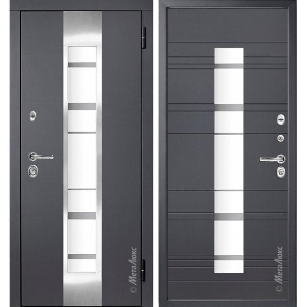Дверь входная металлическая МетаЛюкс М66