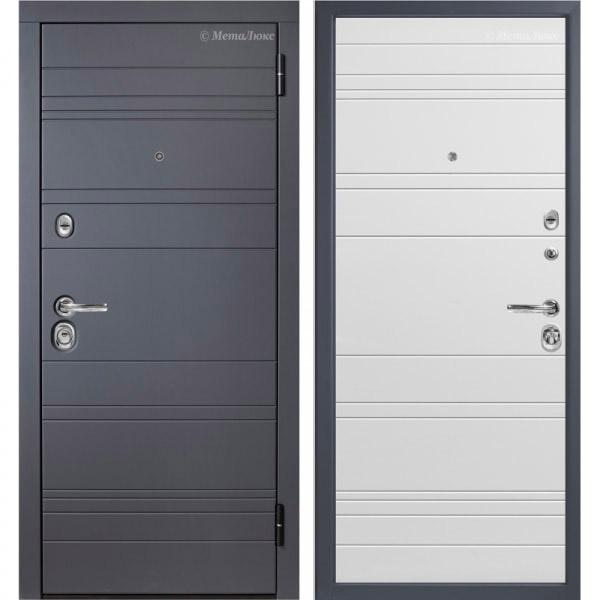 Стальная дверь МетаЛюкс М700 СТАТУС