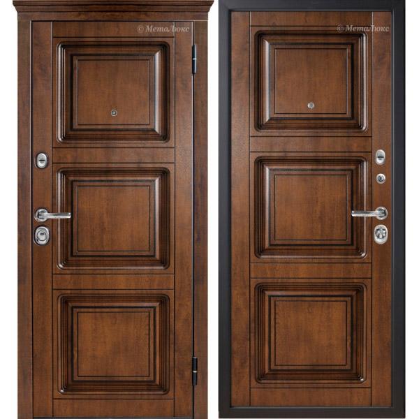 Распродажа Стальная дверь МетаЛюкс М705 СТАТУС