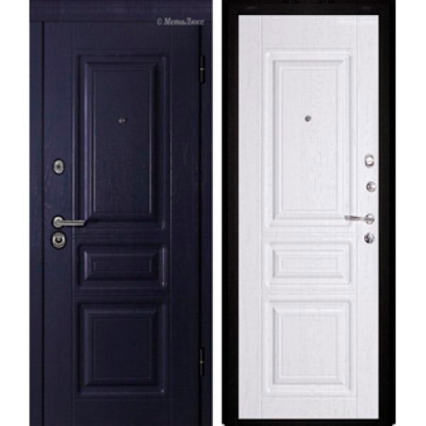 """Входная дверь """"МетаЛюкс""""  М709/1 СТАТУС"""