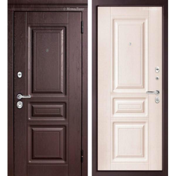 """Входная дверь """"МетаЛюкс""""  М709 СТАТУС"""
