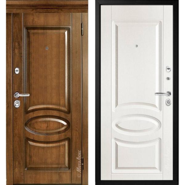 Стальная дверь МетаЛюкс М71/10