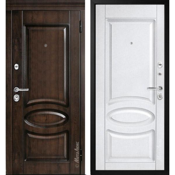 Стальная дверь МетаЛюкс М71/2
