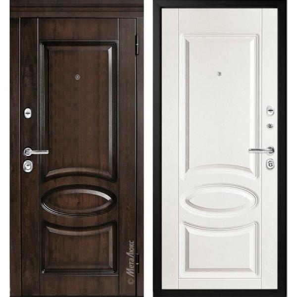 Стальная дверь МетаЛюкс М71/7