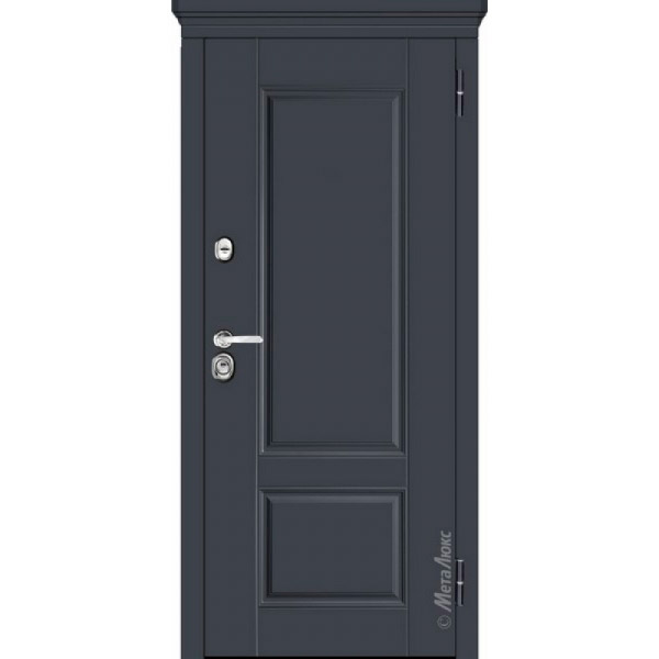 Входная дверь МетаЛюкс М730/1 Z СТАТУС