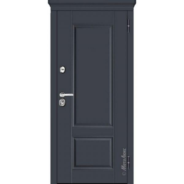 Входная дверь МетаЛюкс М730 Z СТАТУС