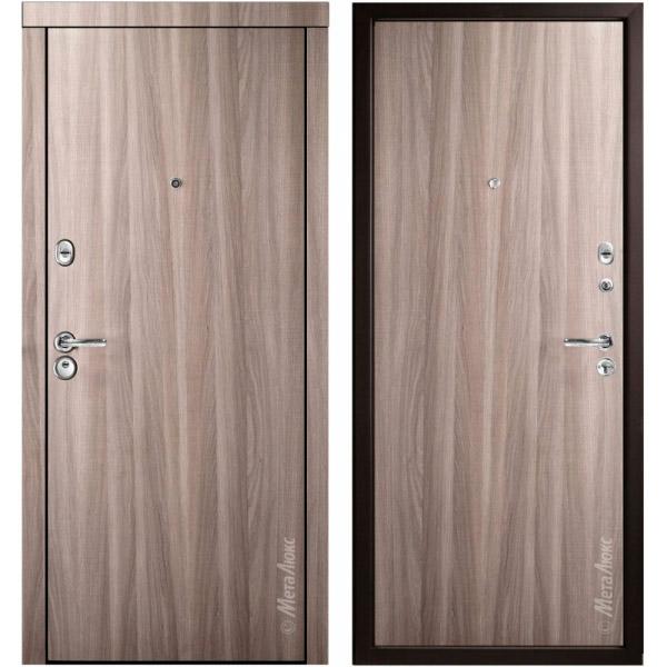 Дверь входная металлическая МетаЛюкс М92