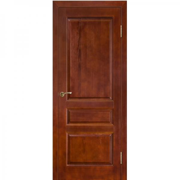 Межкомнатная дверь из массива сосны  Модель №5 пмц ДГ