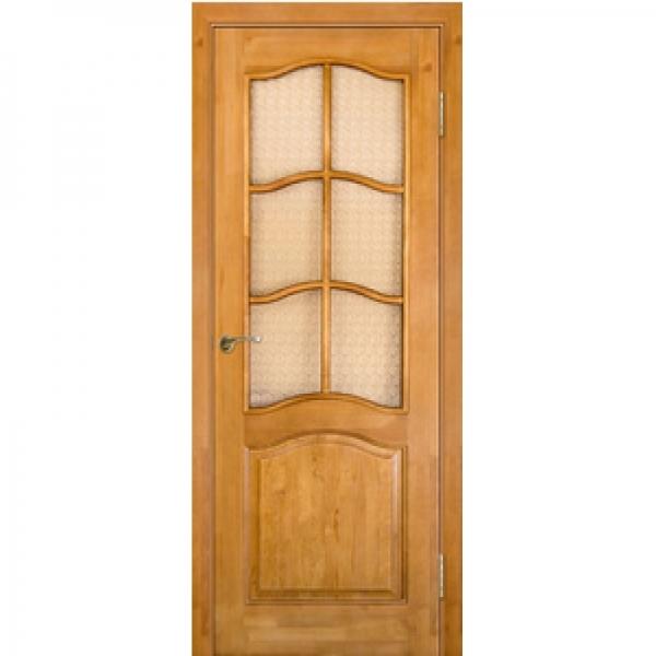 Межкомнатная дверь из массива сосны  Модель №7  ДО