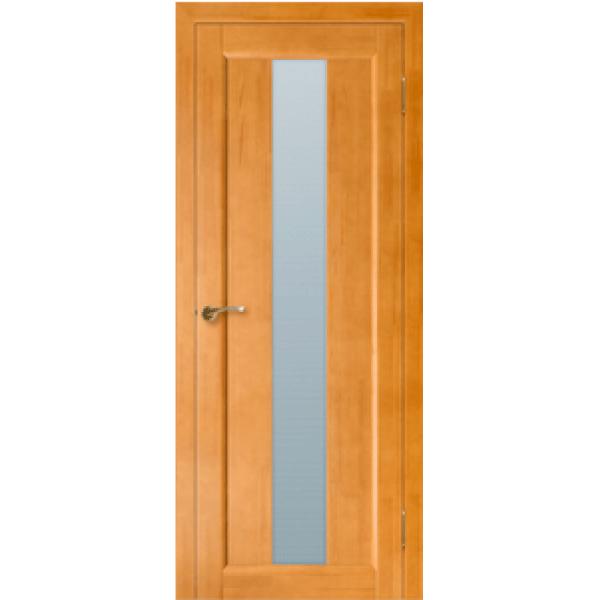 Межкомнатная дверь из массива сосны  Модель №1 ЧО