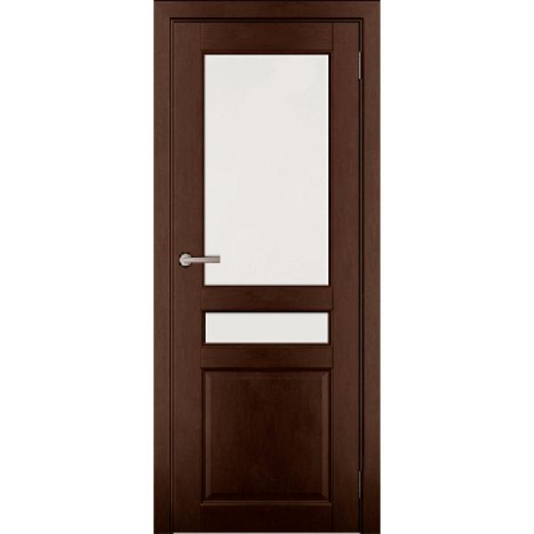 Дверь массив Ольхи Дорвуд  Бостон ДО Орех