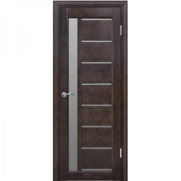 Межкомнатная дверь из массива сосны 9 Вега ЧО