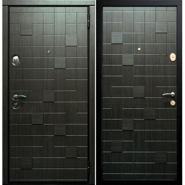 Дверь входная Метро (Юркас)