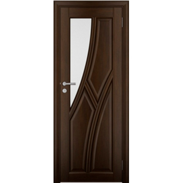Дверь массив Ольхи Клэр ЧО