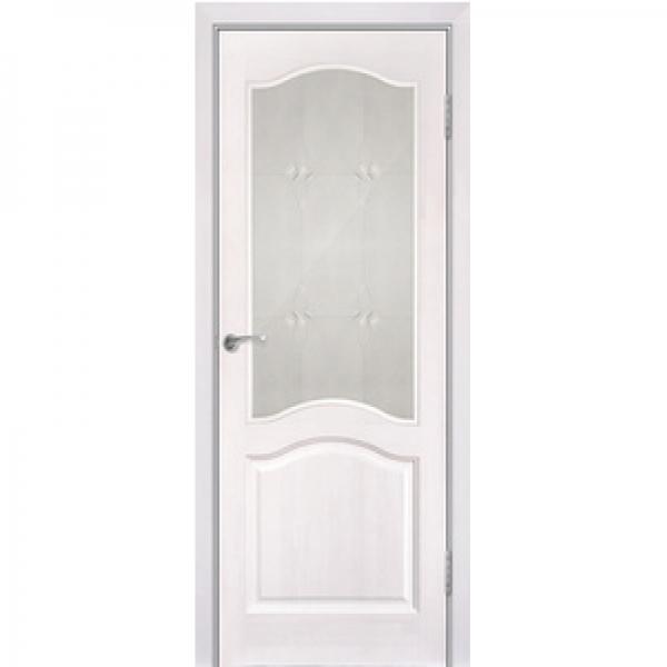 Межкомнатная дверь из массива сосны  Модель №7 (без рамки) ДО