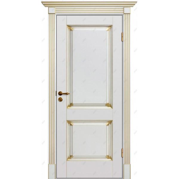 Межкомнатная дверь Авалон 1 патина