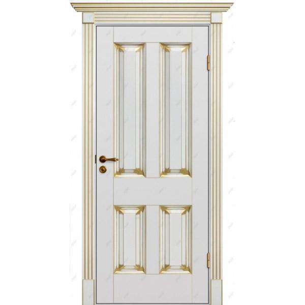 Межкомнатная дверь Авалон 17 патина