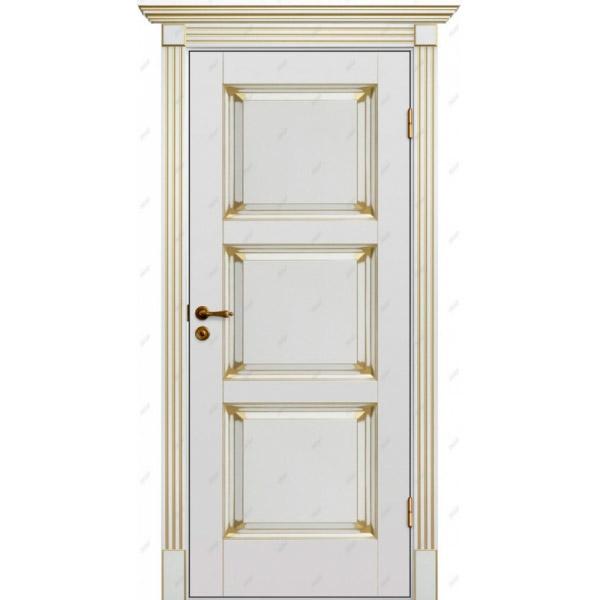 Межкомнатная дверь Авалон 23 патина