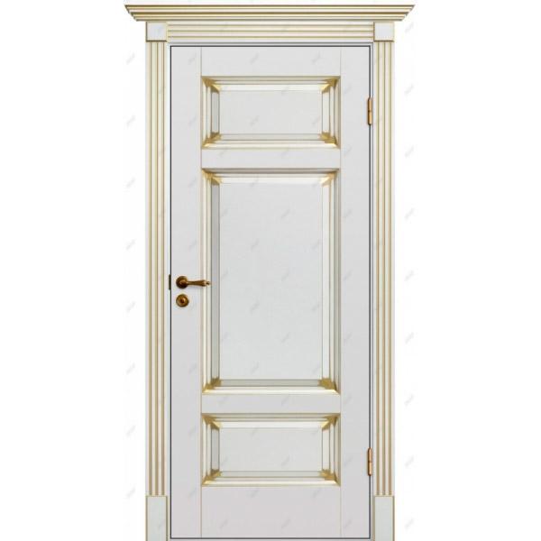 Межкомнатная дверь Авалон 26 патина