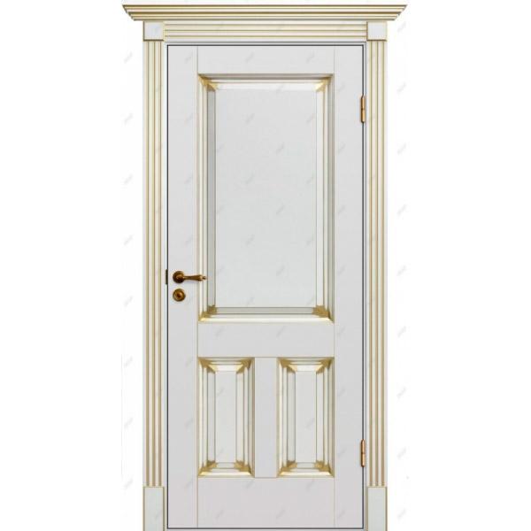 Межкомнатная дверь Авалон 27 патина