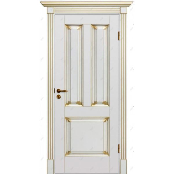 Межкомнатная дверь Авалон 28 патина