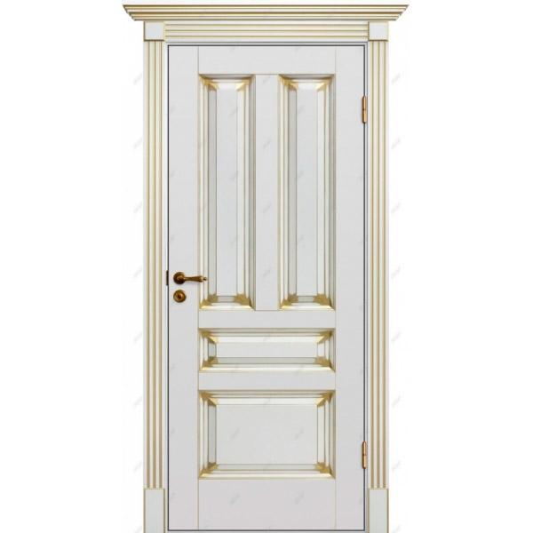 Межкомнатная дверь Авалон 29 патина
