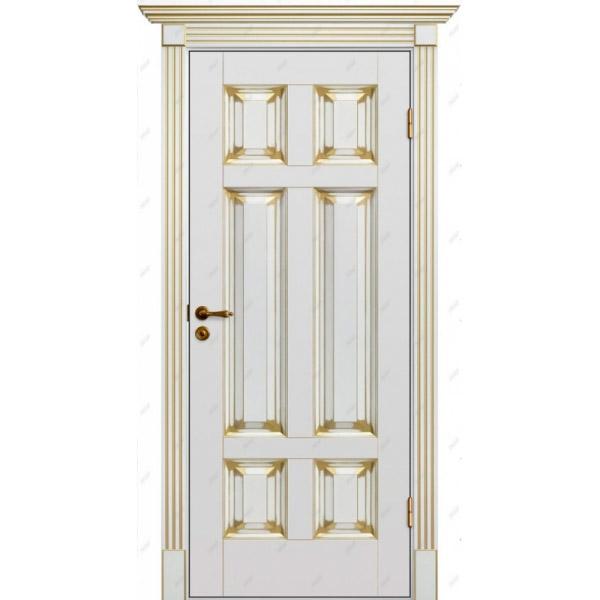 Межкомнатная дверь Авалон 31 патина