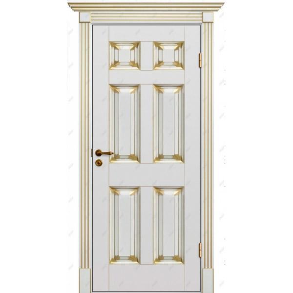 Межкомнатная дверь Авалон 32 патина