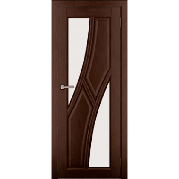 Дверь массив Ольхи Дорвуд  Клэр ЧО 2 Орех