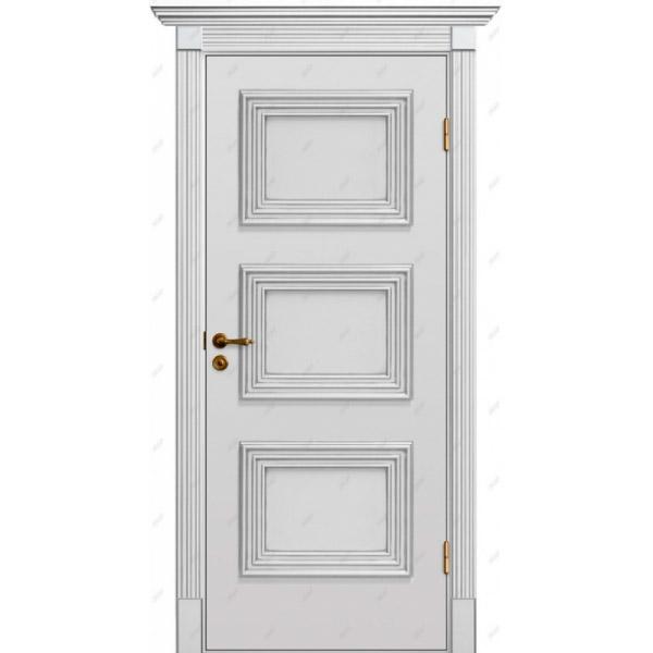 Межкомнатная дверь Прованс патина 23