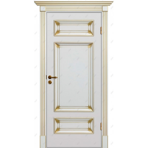 Межкомнатная дверь  Барокко 26 патина