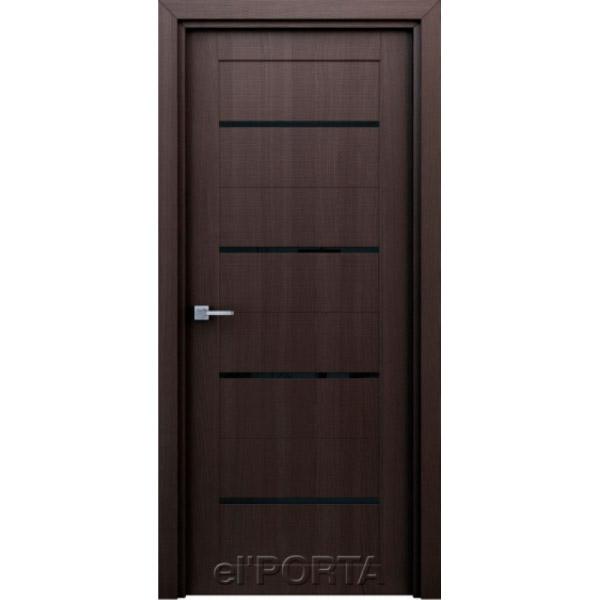 Дверь межкомнатная Орион ПО Wenge Kraft